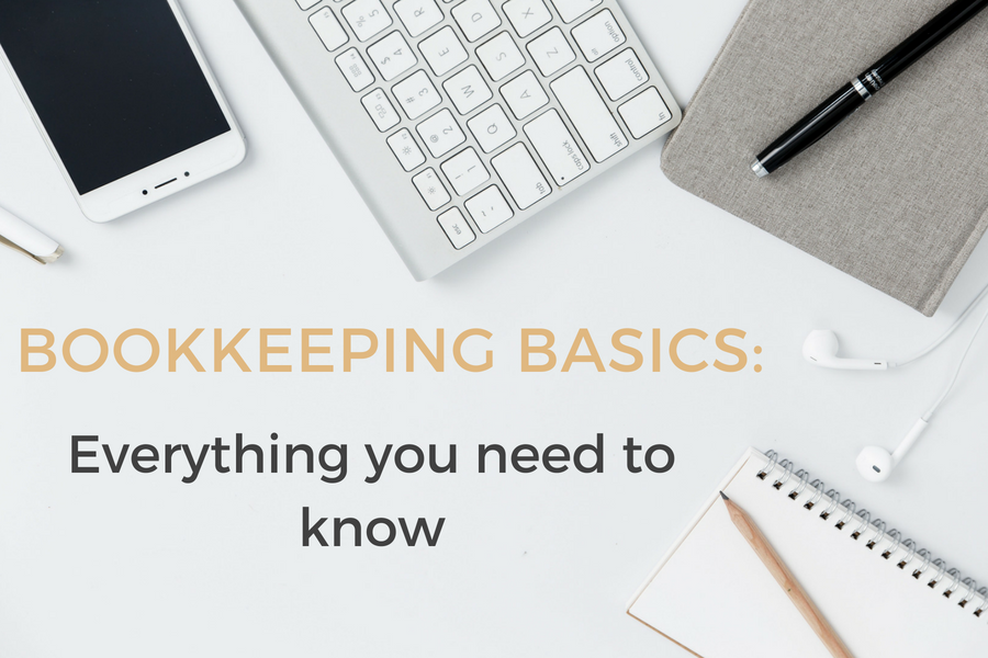 Bookkeeping Basics You Need To Know