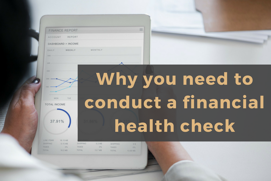 Here's How A Financial Health Check Will Benefit Your Business Now