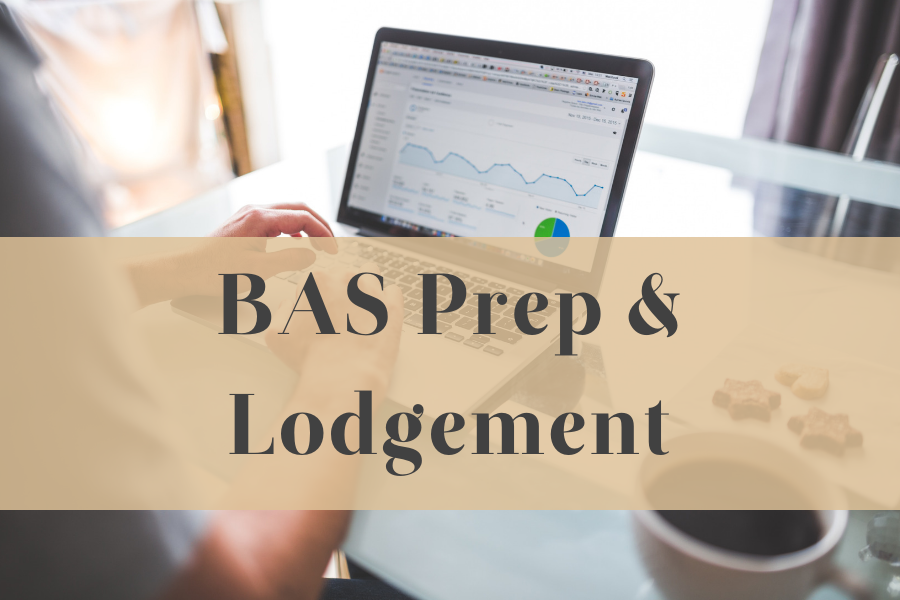 BAS Preparation & Lodgement